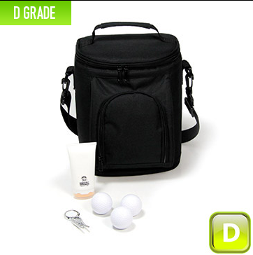 Promotional Product Cooler Bag Combo D