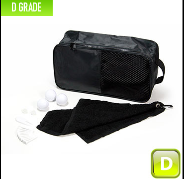 Promotional Product Shoe Bag Combo Pack D