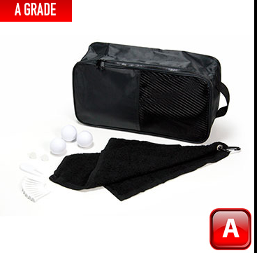 Promotional Product Shoe Bag Combo Pack A
