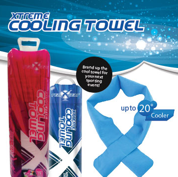 Promotional Product Extreme Cooling Towel - medium
