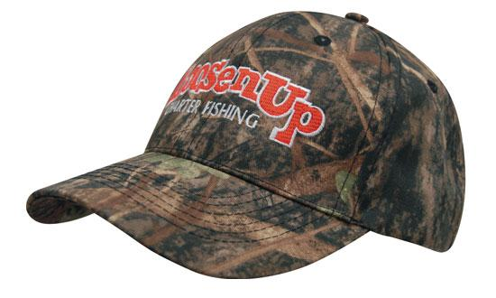Promotional Product True Timber Camouflage 6 Panel Cap