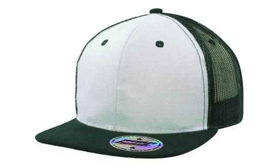 Promotional Product Premium American Twill Trucker with Snap Back Pro Styling