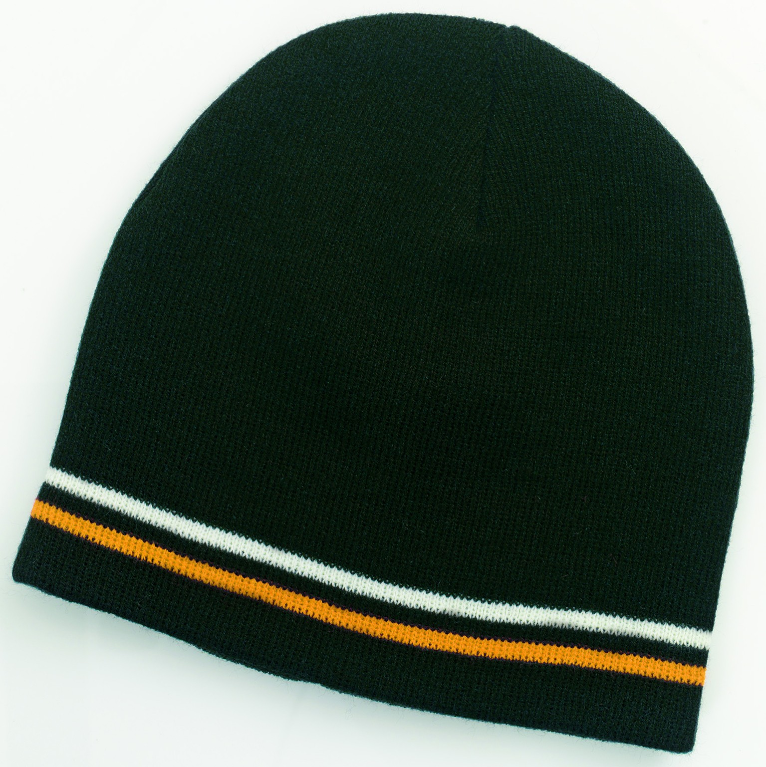 Promotional Product Double Stripe Beanie