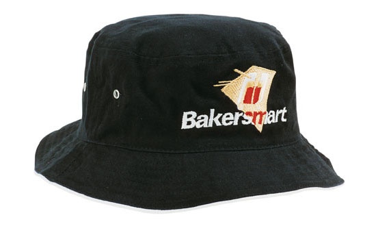 Promotional Product Brushed Sports Twill Bucket Hat