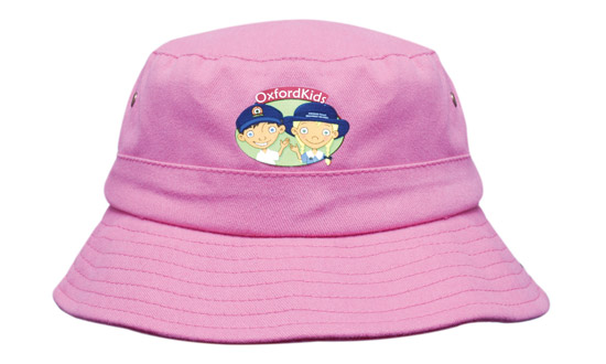 Promotional Product Brushed Sports Twill Infants Bucket Hat