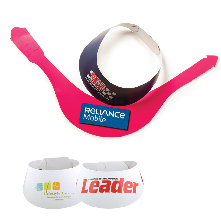 Promotional Product Eco Friendly Sun Visor