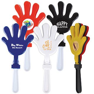Promotional Product THE HAPPY HAND KLAPPER
