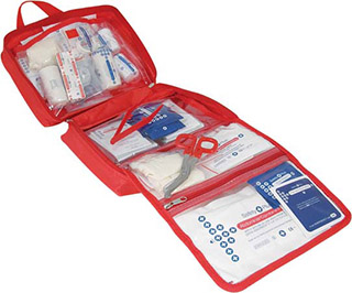 Promotional Product 64 pcs Large first aid kit
