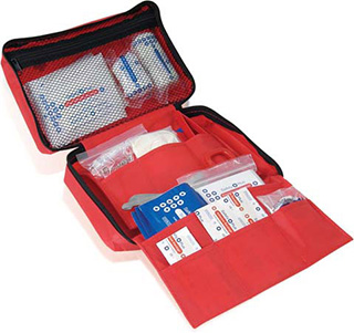 Promotional Product 36 pcs Medium first aid kit