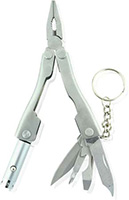 Promotional Product Mini Multi-tool with LED Torch