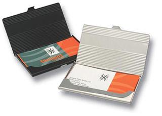 Promotional Product Pocket Biz Card Holder