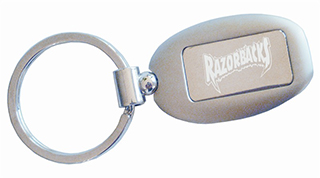 Promotional Product Monte Carlo Keyring