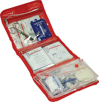 Promotional Product Folding First Aid Kit