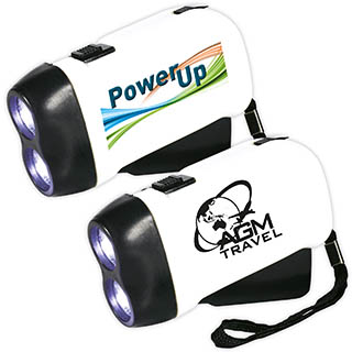 Promotional Product DYNAMO FLASHLIGHT