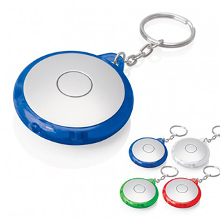 Promotional Product Disc-Light Keyring