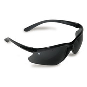 Promotional Product Futura Safety Spec, Anti Scratch/ Fog Lens, Smoke.