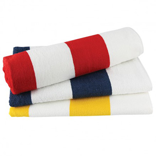 Promotional Product Striped Towel