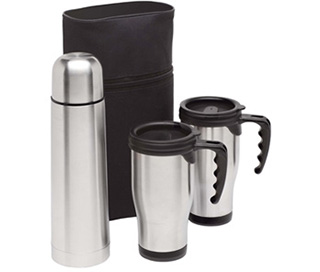 Promotional Product Lakeside Coffee Set