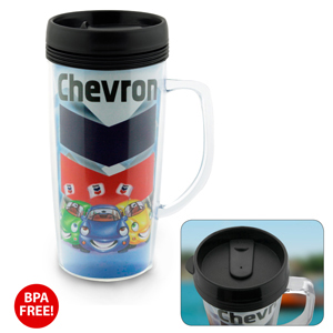 Promotional Product  The Digital Coral Mug