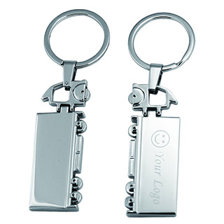Promotional Product Truck Keyring