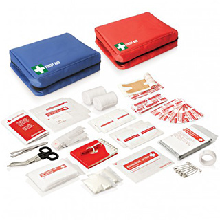 Promotional Product 45pc First Aid Kit