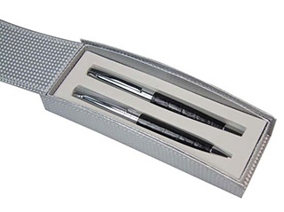 Promotional Product Moscow Pen Box - Double