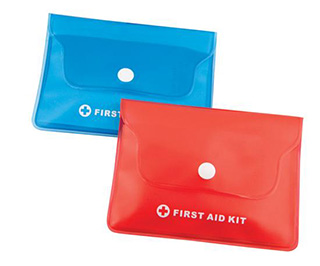 Promotional Product Pouch First Aid Kit