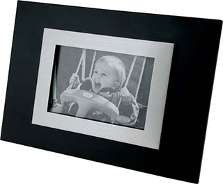 Promotional Product Deluxe Photo Frame - Small
