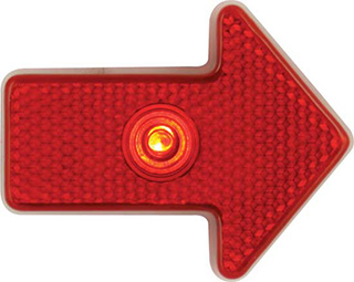 Promotional Product Arrow Safety Blinker