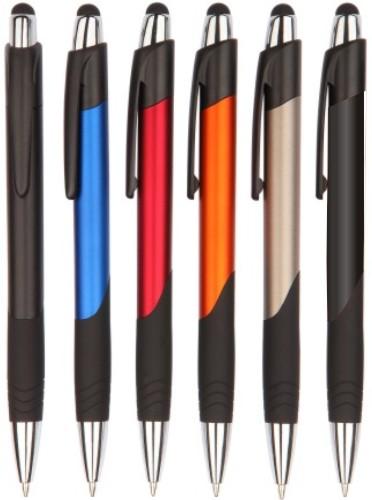 Promotional Product 038 STYLUS PLASTIC PEN