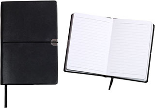Promotional Product Accent Notebook A6