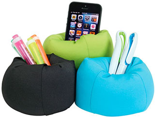 Promotional Product Beanbag Desk Caddy