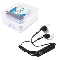 Promotional Product Urban Wireless BT Earbuds