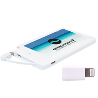 Promotional Product Picture Powercard Power Bank
