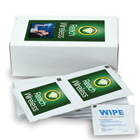 Promotional Product Clear-View Screen Wipes