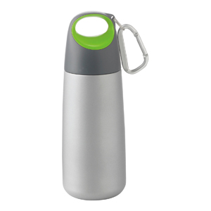 Promotional Product Bopp Mini Stainless Steel Bottle with Carabiner