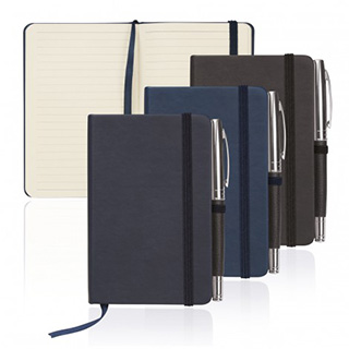 Promotional Product Executive Global A6 Notbook
