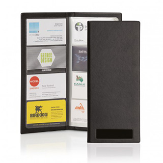 Promotional Product Business Card Folder