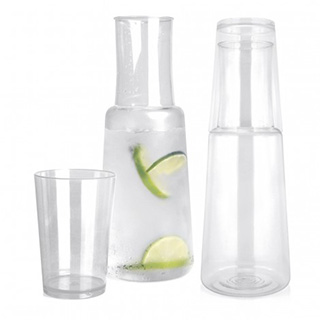 Promotional Product 880ml Carafe with Cup