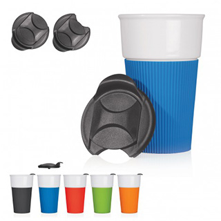 Promotional Product 370ml Ceramic Tumbler
