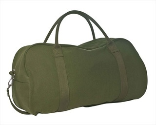 Promotional Product Leisure Canvas Duffle