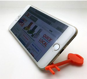 Promotional Product Mobile Key Stand