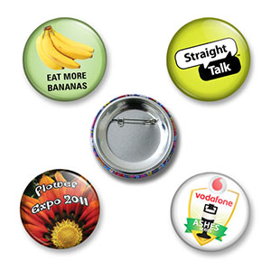 Promotional Product Button Badge - 38mm
