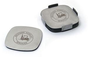 Promotional Product Xenon Coaster Set