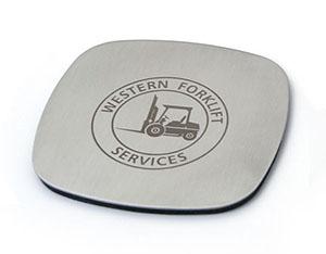 Promotional Product Xenon Solo Coaster