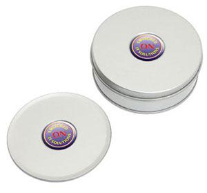 Promotional Product Orbit Coaster Set