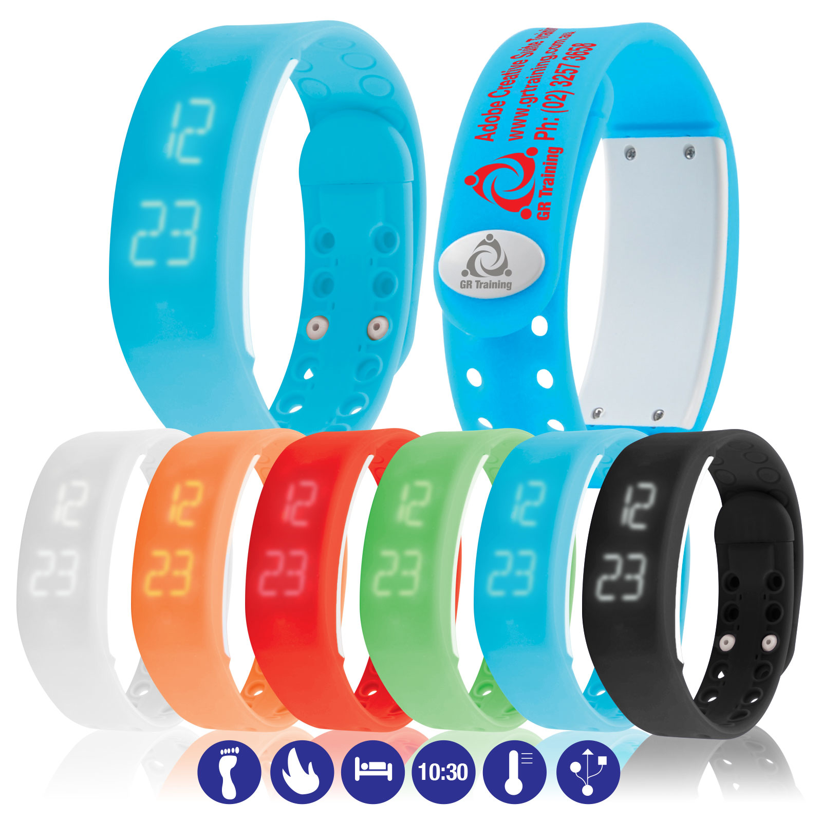 Promotional Product StayFit Fitness Band