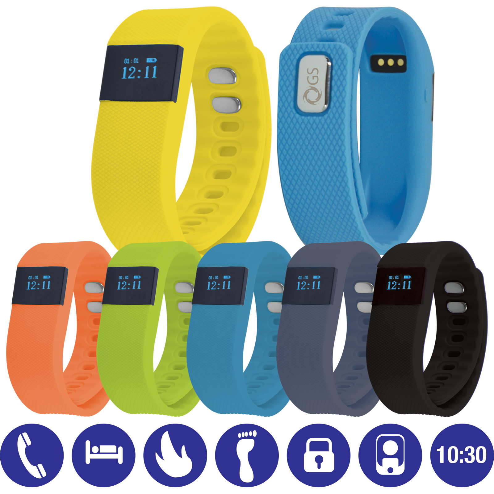 Promotional Product LiveFit Fitness Band