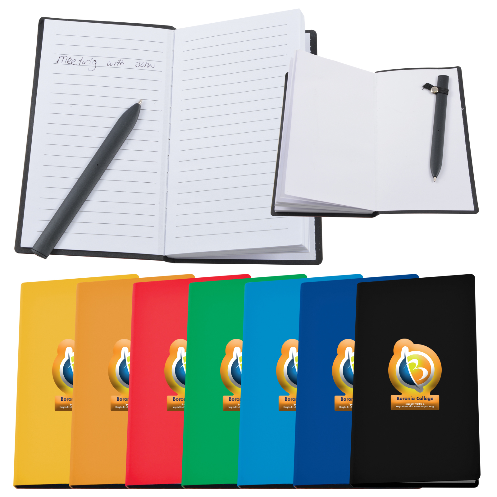 Promotional Product Safari PVC Notebook