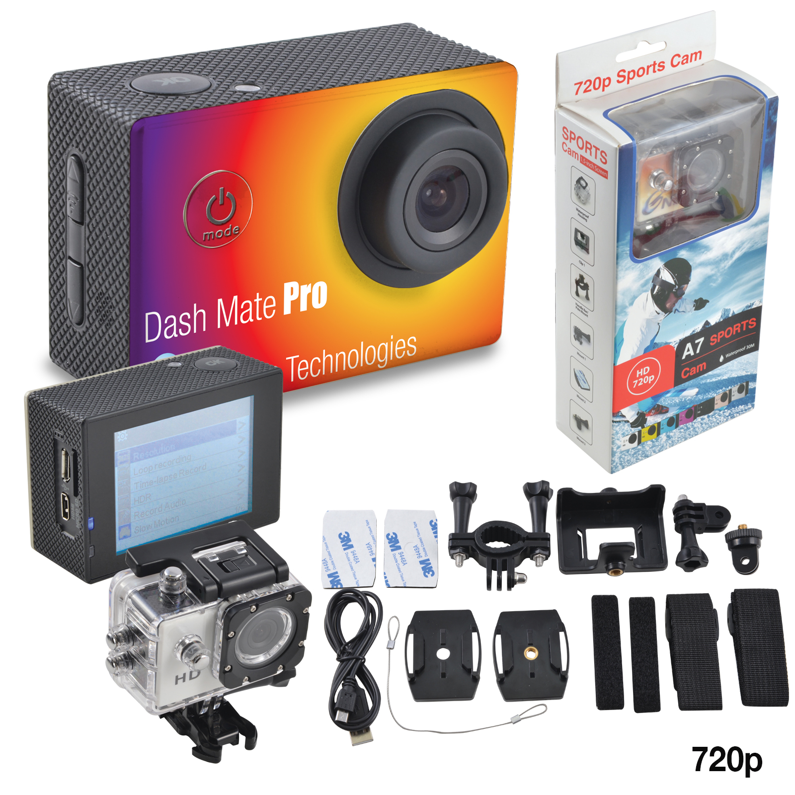 Promotional Products Camera/Go Pro